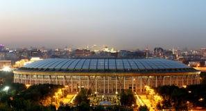 Luzhniki Stadium, Moscow, Russia Royalty Free Stock Images