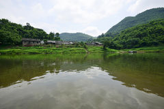 Luzhou, Sichuan Road, the ancient town of Le Cave angel. Eastphoto, tukuchina, Luzhou, Sichuan Road, the ancient town of Le Cave angel, Nature, Beauty Royalty Free Stock Image