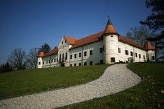 Luznica slott Arkivbilder