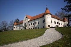 Luznica slott Royaltyfri Fotografi