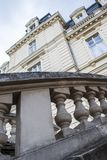 lviv宫殿potocki 巡回表演者 库存图片