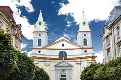 Lviv, Ουκρανία Στοκ εικόνα με δικαίωμα ελεύθερης χρήσης