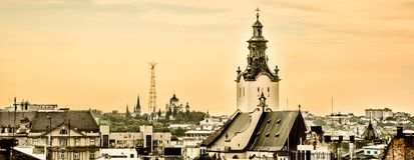 Lviv Imagenes de archivo