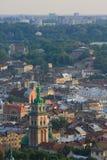 Lviv Images libres de droits