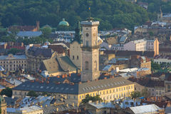 Lviv Stock Photography