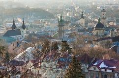 Lviv Fotos de archivo libres de regalías