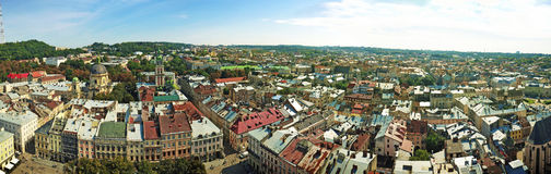 Lviv Arkivbilder