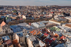 Lviv fotografia stock