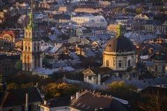 Lviv Image stock