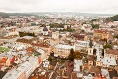 Lviv Photographie stock libre de droits