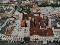 Lviv Stock Foto