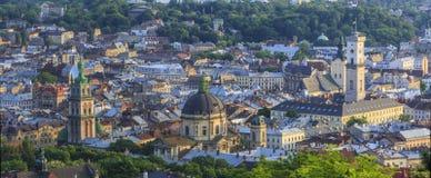 Lviv Arkivfoto