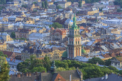 Lviv Arkivbild
