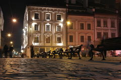Lviv Obrazy Royalty Free