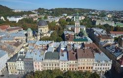 Lviv Royalty-vrije Stock Afbeelding