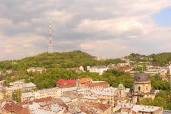Lviv Στοκ φωτογραφίες με δικαίωμα ελεύθερης χρήσης