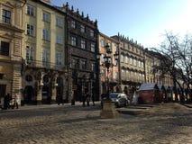 Lviv Foto de Stock Royalty Free