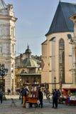 Lviv Στοκ εικόνα με δικαίωμα ελεύθερης χρήσης