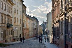 Lviv Στοκ Εικόνα