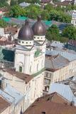 Lviv Immagini Stock Libere da Diritti