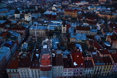 Lviv Zdjęcie Stock