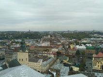 Lviv Photos libres de droits