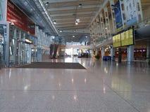 Lviv airport Royalty Free Stock Photo