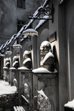 Lviv architektury zdjęcia royalty free