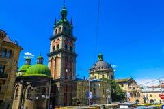 Free Lviv Assumption Church 04 Stock Photos - 140209403