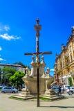 Lviv Bernardine Monastery 02 arkivbild