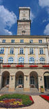 Lviv City Hall on the Rynok Square, Ukraine Royalty Free Stock Photo