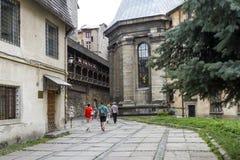 Lviv, de Oekraïne Royalty-vrije Stock Afbeeldingen