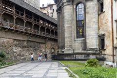 Lviv, de Oekraïne Royalty-vrije Stock Fotografie