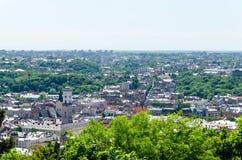 Lviv. High castle 2014 year Royalty Free Stock Image