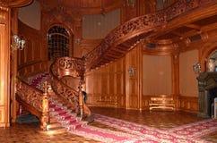 Lviv hus av forskarekasinot Gerhard Royaltyfri Fotografi