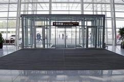 Lviv International Airport Royalty Free Stock Images