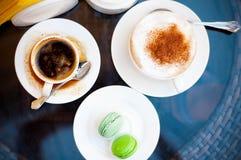 Lviv kaffe royaltyfri foto