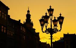 lviv lvovlwow ukraine royaltyfria foton