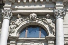 Lviv Opera e teatro de bailado Fotos de Stock