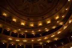 Lviv Opera House Royalty Free Stock Photography