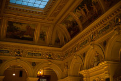 Lviv Opera House Royalty Free Stock Images