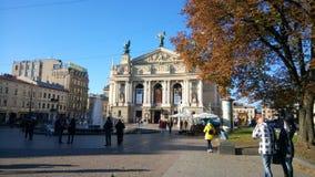 Lviv Royalty Free Stock Image