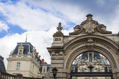 lviv pałac potocki barok obraz stock