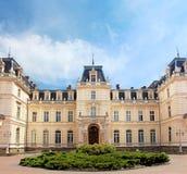 lviv pałac potocki Ukraine Obraz Stock