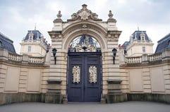 lviv pałac potocki ukrainian obraz royalty free