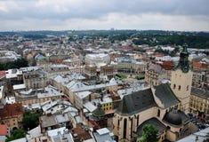 Lviv Ucrânia Imagens de Stock Royalty Free