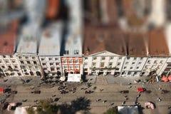 Lviv Ucraina Fotografie Stock