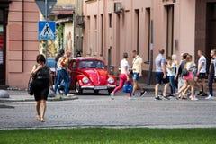 Lviv ucrania Imagenes de archivo
