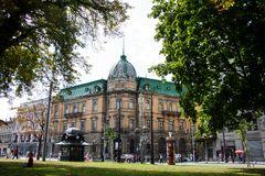 Lviv ucrania Imagen de archivo