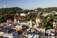 Lviv, Ukraina Fotografia Royalty Free